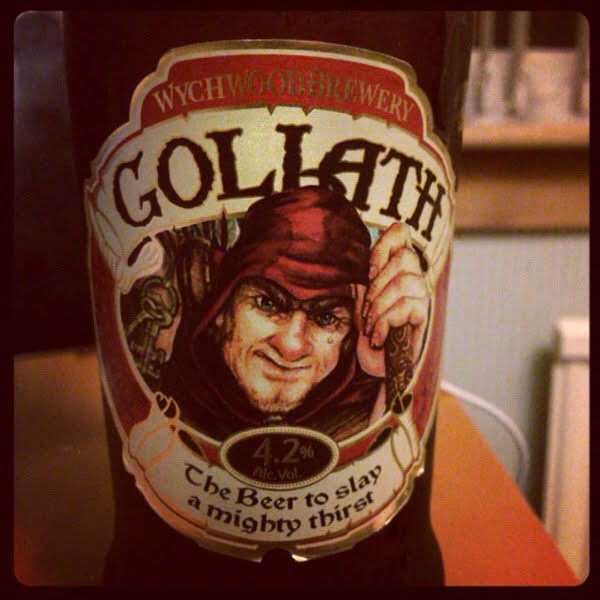 Goliath beer