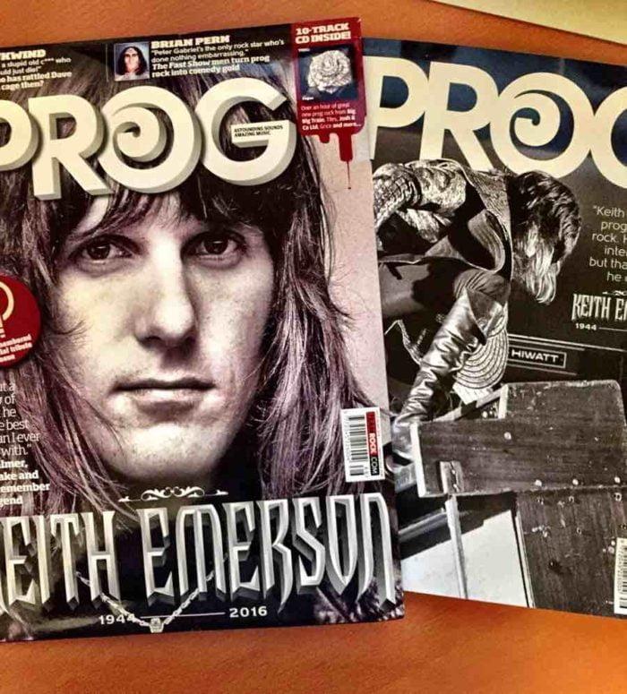 Keith Emerson - Prog Mag