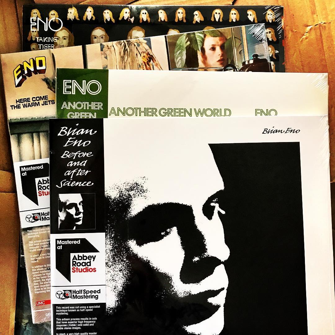 #vinyl #brianeno